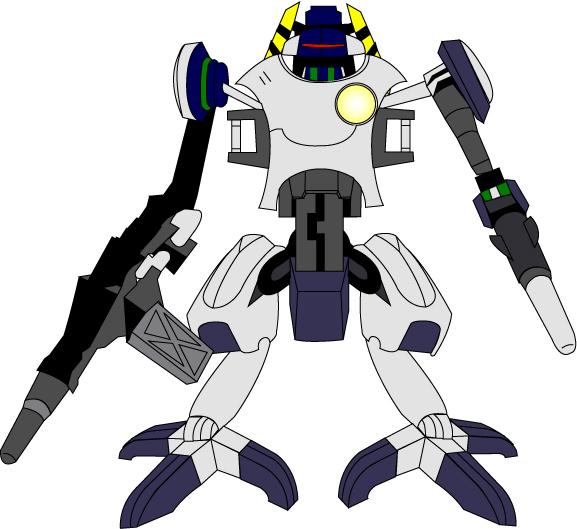 Sonic Next Gen Robot By Thewax On Deviantart
