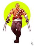 Wolverine-Daken
