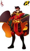 Damian Wayne-Robin