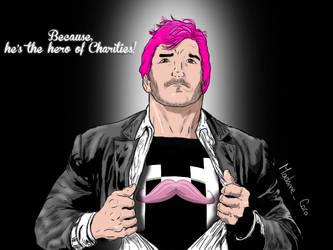 The hero of Charities by Einonne