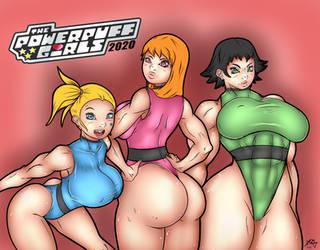 Powerpuffgirls 2020