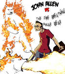 John vs Polar Bear