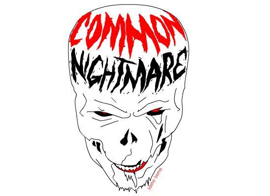 Common Nightmare Two by Niklix-Broomsbane