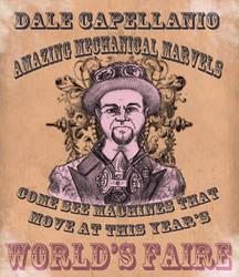 Steampunk Poster by Niklix-Broomsbane