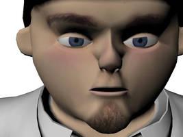 me close up by Niklix-Broomsbane