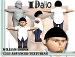 Idaho model sheet