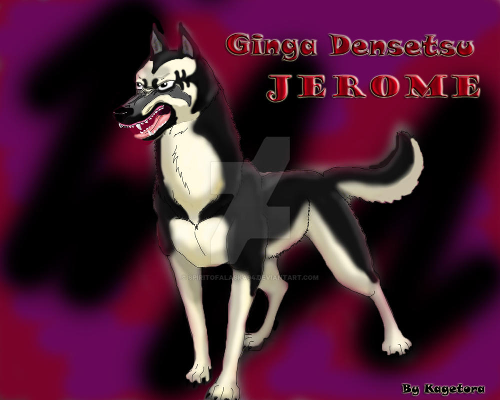 Jerome by SpiritOfAlaska94