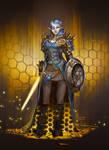 Holomancer - Guild wars 2 character