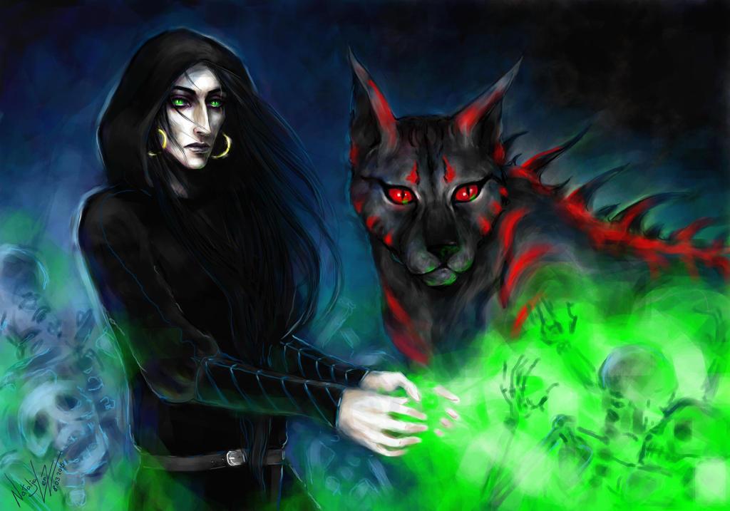 Hellmar and Set by NAtlantida