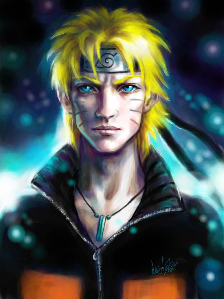 Naruto by NAtlantida
