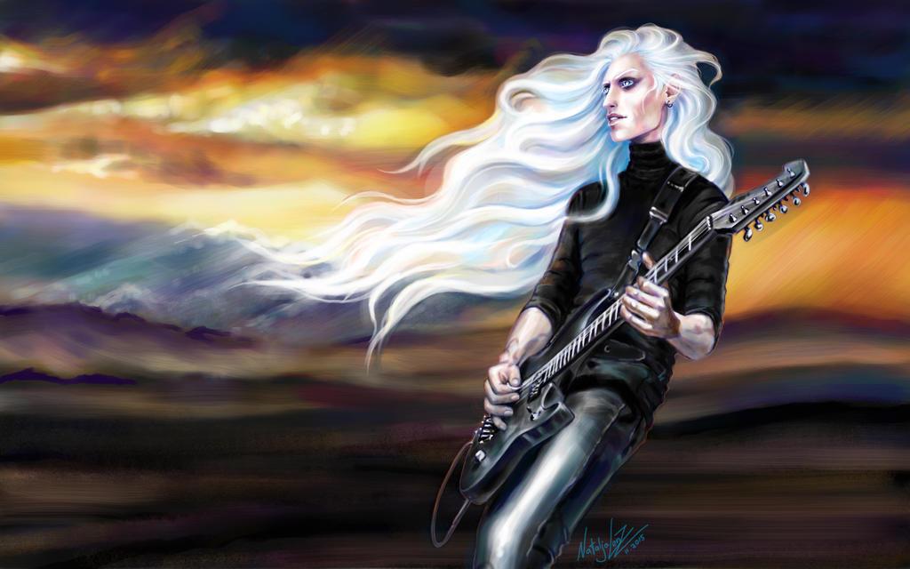 epic guitar solo by NAtlantida