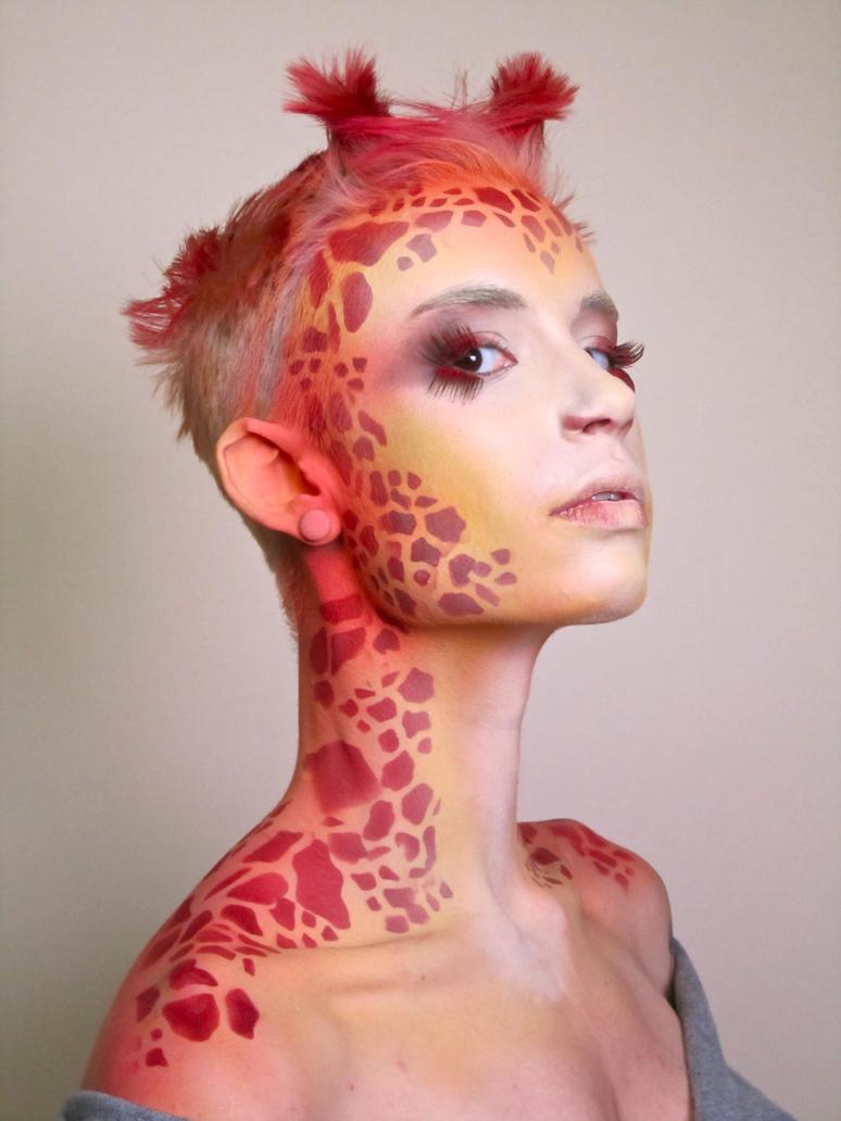 High Fashion Giraffe By Thatguysf On Deviantart
