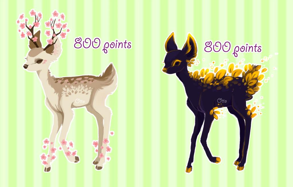 Deer Poops by R0BUTT