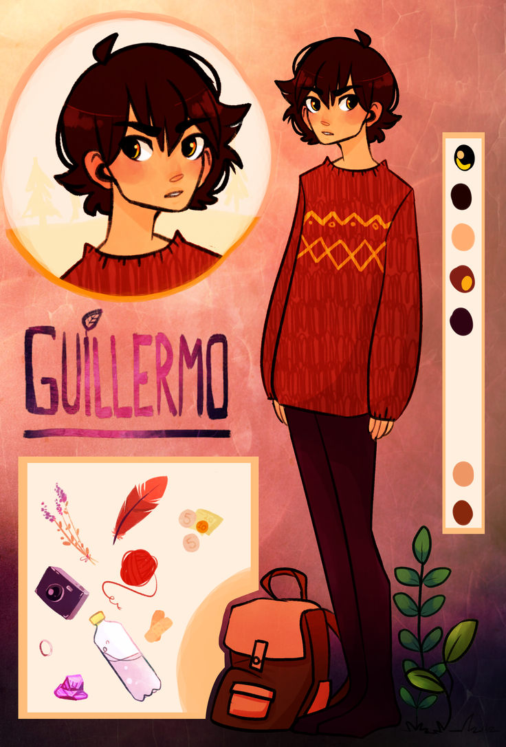 Guillermo Reference by R0BUTT