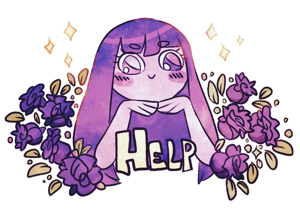 Help her by R0BUTT