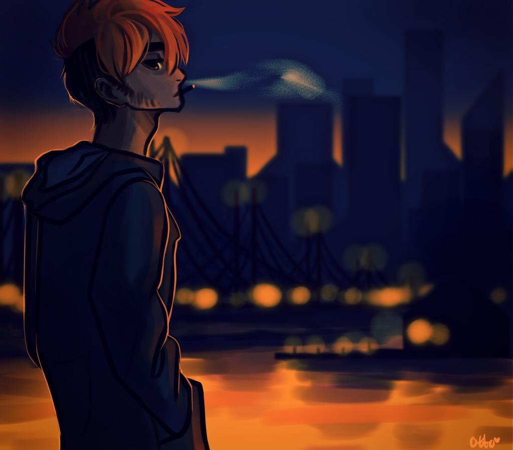 City lights by R0BUTT
