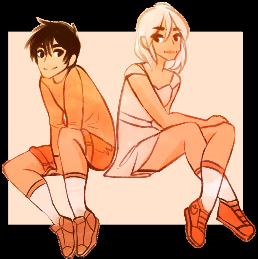 Peachy Babes by R0BUTT
