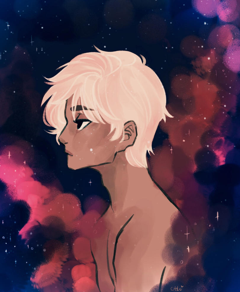 Space Babe by R0BUTT