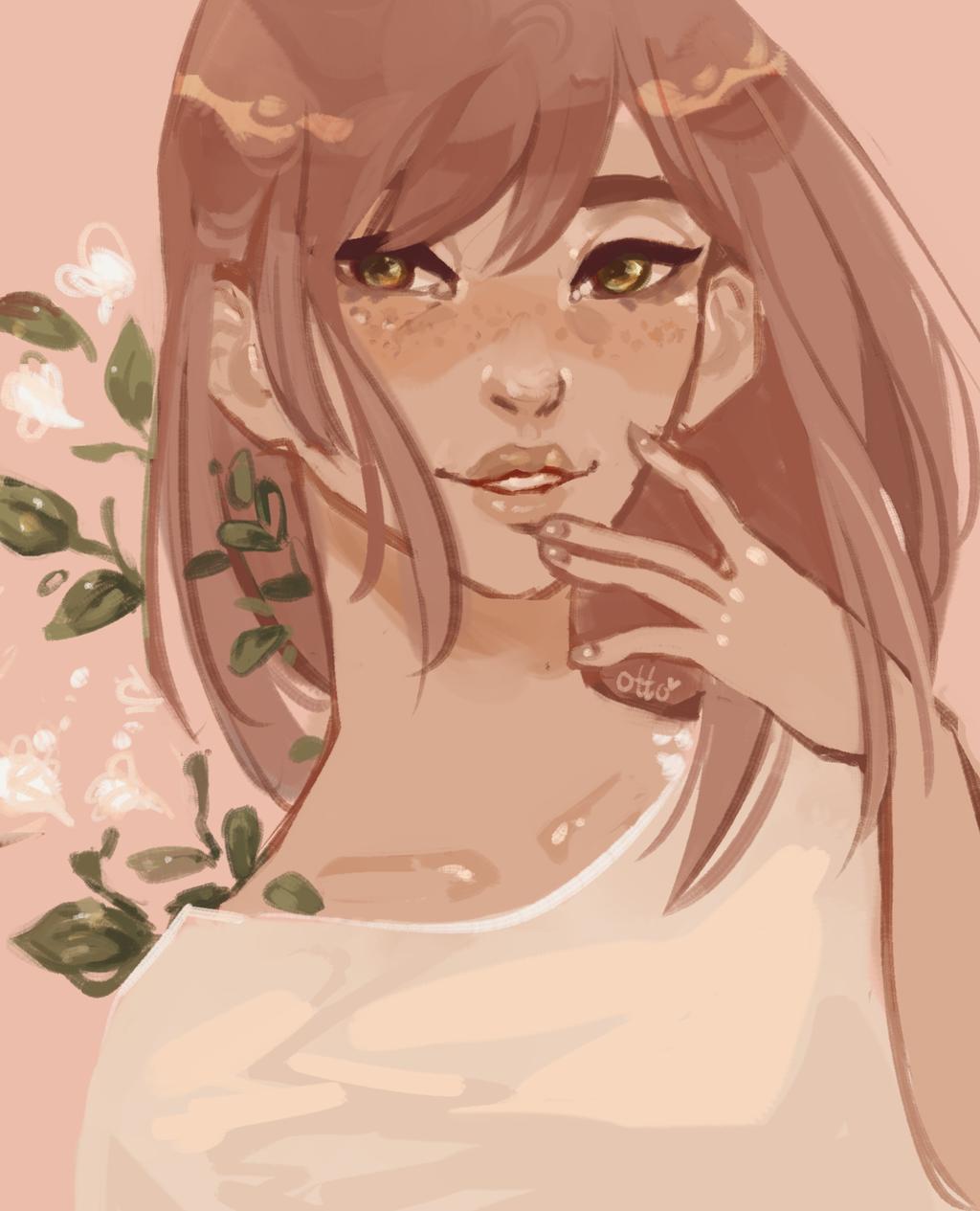 PRETTY GIRL by R0BUTT