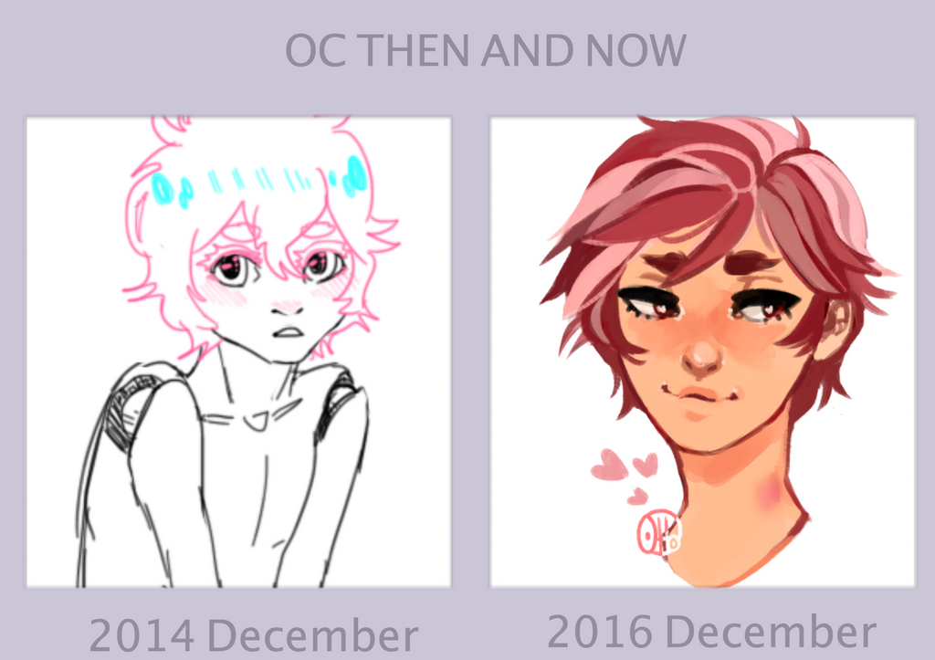 Manu Then And Now by R0BUTT