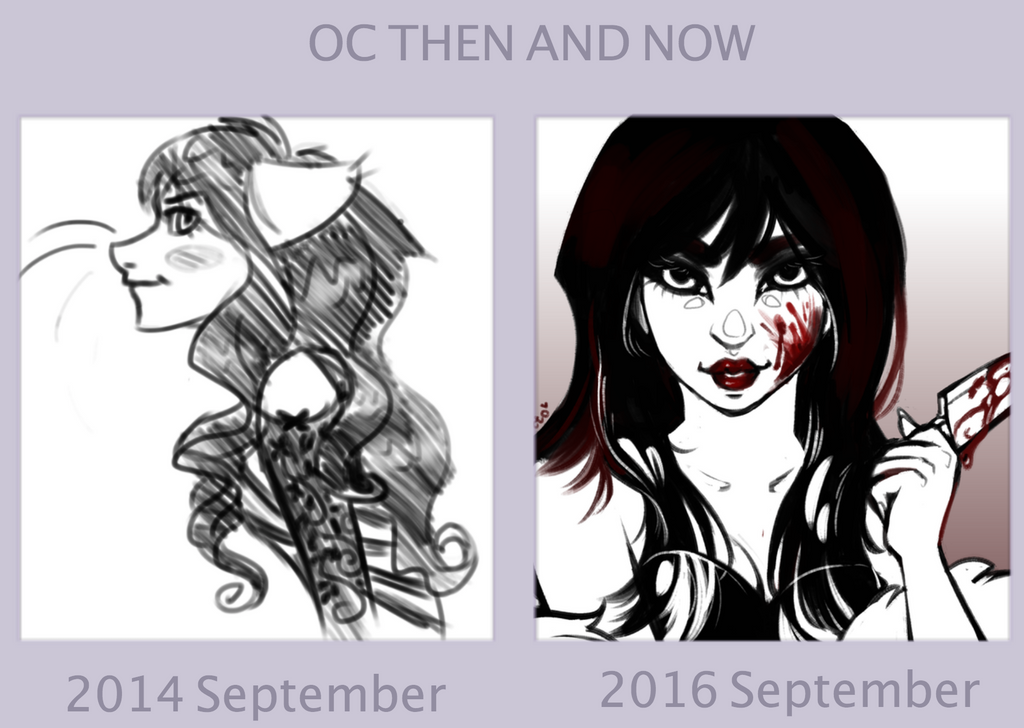 Catalina Then And Now by R0BUTT