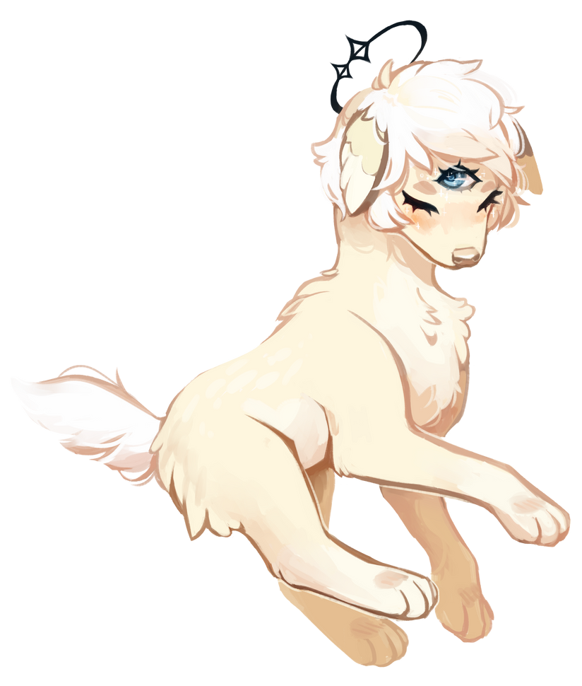 Softes Angel ?? Ive Ever Seen? Transparent by R0BUTT
