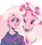 Pink boys by R0BUTT