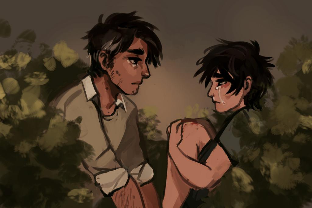 Sad boys by R0BUTT