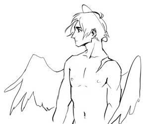 Angel by R0BUTT