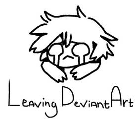 Leaving DeviantArt