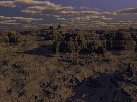 Twilight Desert