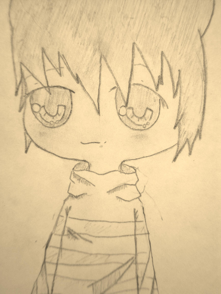 Chibi Neko Boy by XxBloodRainxX on DeviantArt