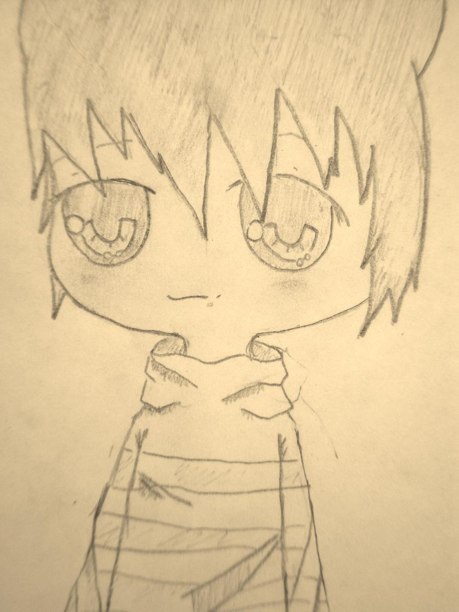 Chibi Neko Boy by XxBloodRainxX on DeviantArt