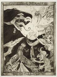 Denizens of Tartarus by TheNurge