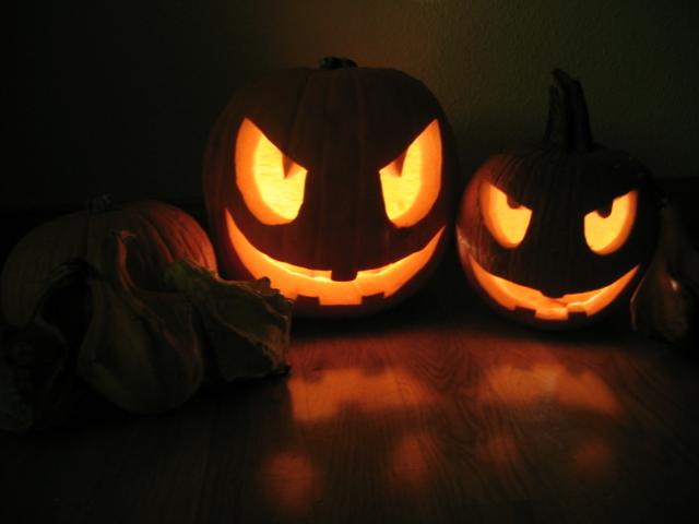Happy Halloween by NamineKuray