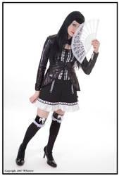 White lace lolita. by BlackCherrySherry