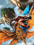 the great leonopteryx