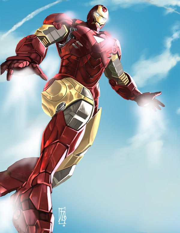 IRONMAN by earache-J
