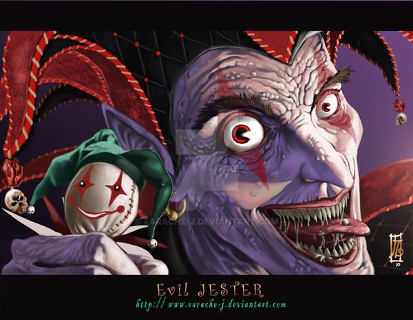 evil jester by earache-J