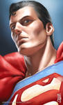 Superman Headshot