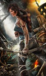 Tomb raider reborn  - the Journey by earache-J