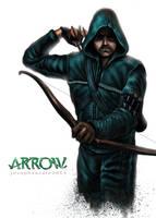 YOU FAILED THIS CITY - Arrow by earache-J