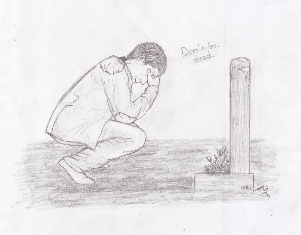 Don't be dead... by abrilmazziotti