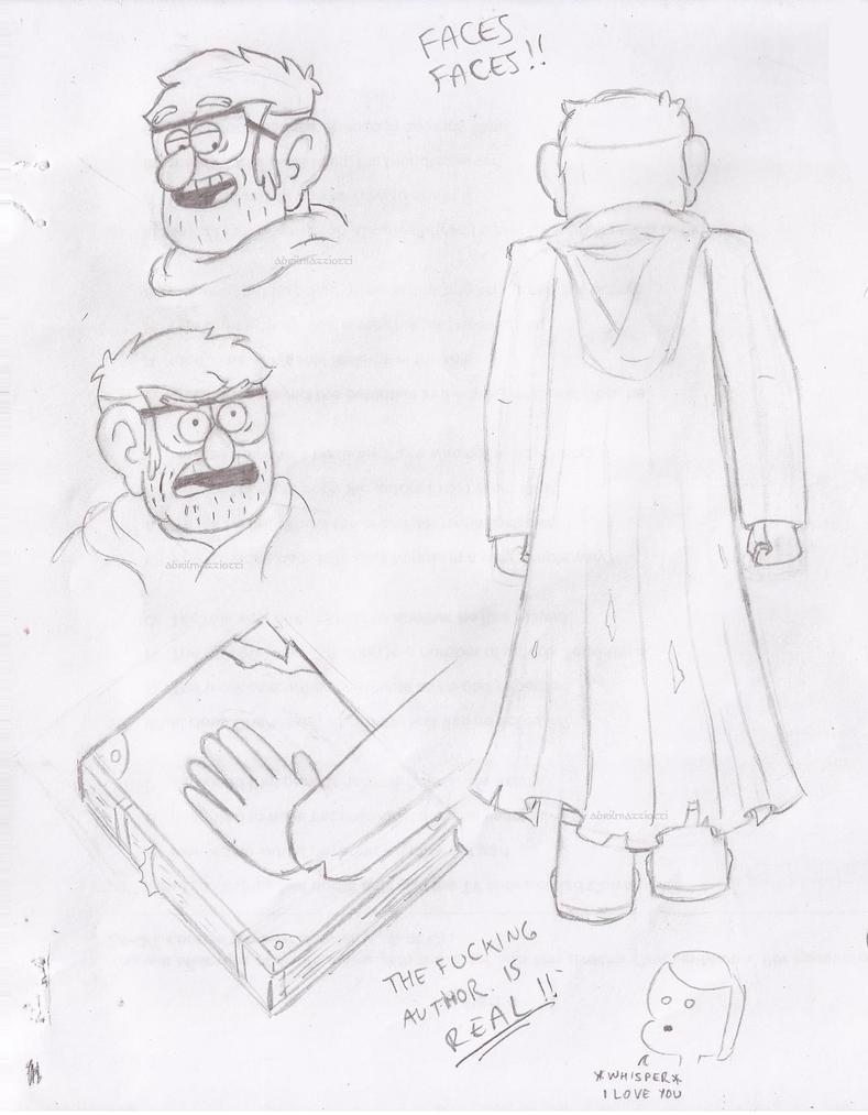 Stanley Sketches 3 by abrilmazziotti