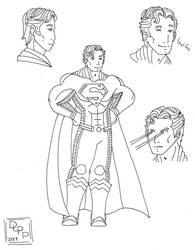 Superman: Smallville Manga