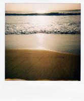 Polaroid ocean spring by ArianaDragonapollo