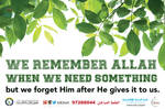 332- Remembering Allah at all times