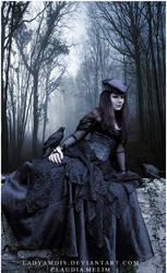 Morrigan by LadyAmdis