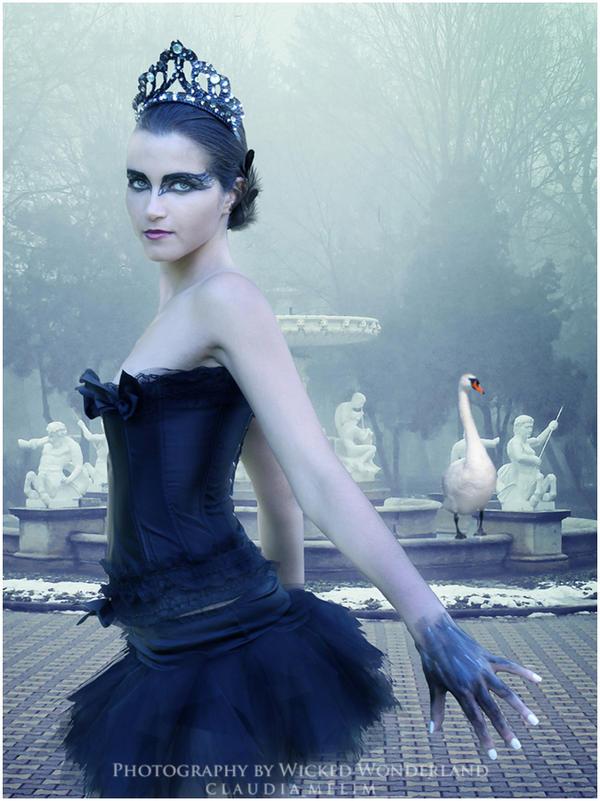 Black Swan by LadyAmdis