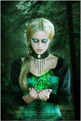 Dark Divas: Absinthe Princess